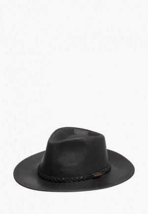 Шляпа Stetson. Цвет: черный