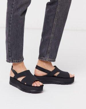 Черные сандалии -Черный Camper