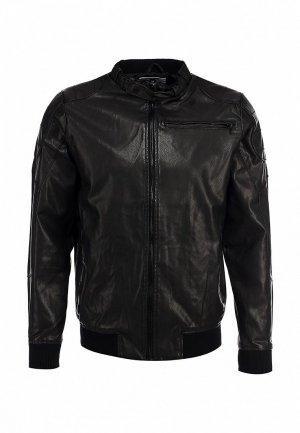 Куртка House HO647EMAPB36. Цвет: черный