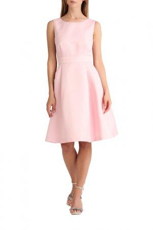 Платье Apart. Цвет: пудровый