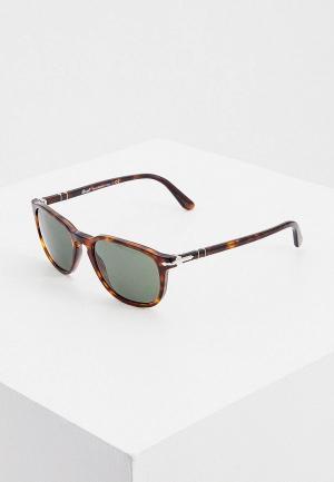 Очки солнцезащитные Persol PO3019S 24/31. Цвет: коричневый