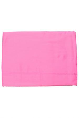 Простыня, 180x250 ANITA. Цвет: розовый