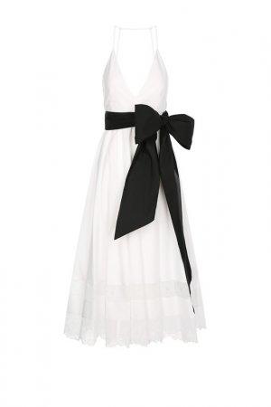 Платье No.21. Цвет: белый