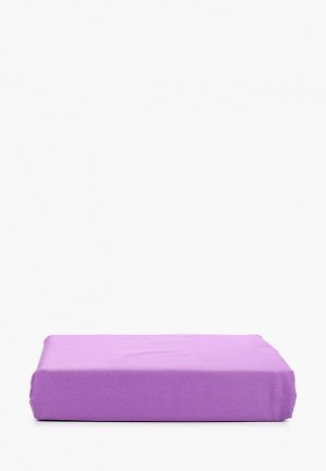 Простыня 2-спальная Dream Time 180х200 см. Цвет: фиолетовый