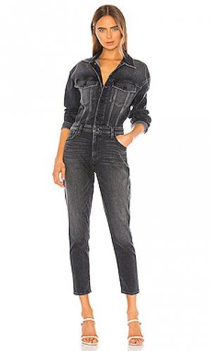 Комбинезон Hudson Jeans. Цвет: none