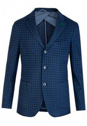 Пиджак ALTEA. Цвет: синий