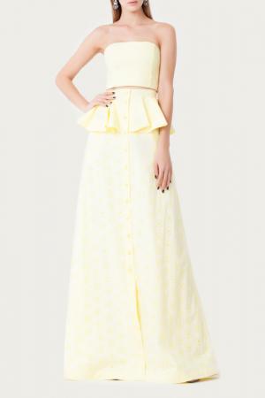 Skirt Isabel Garcia. Цвет: yellow