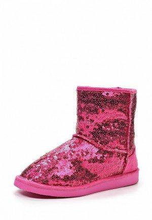 Угги Friis & Company FR004AWDC044. Цвет: розовый