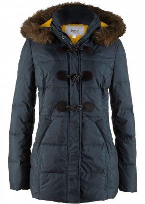 Куртка bonprix. Цвет: синий