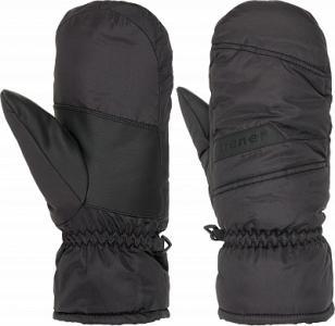 Варежки Gramosso, размер 9,5 Ziener. Цвет: черный