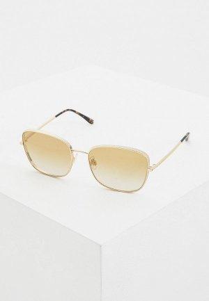 Очки солнцезащитные Dolce&Gabbana 02/6E. Цвет: золотой