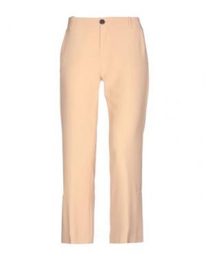 Повседневные брюки ALYSI. Цвет: песочный