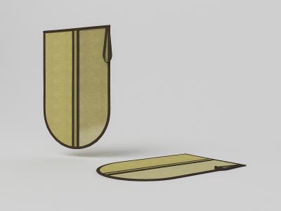 Сумочка - чехол для одной пары обуви CoFreT