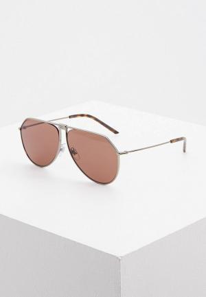Очки солнцезащитные Dolce&Gabbana DG2248 133573. Цвет: серебряный
