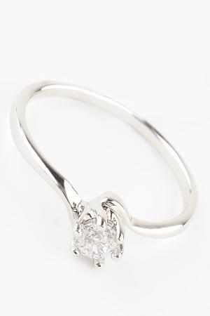 Размерное кольцо Slava Zaitsev. Цвет: серебро