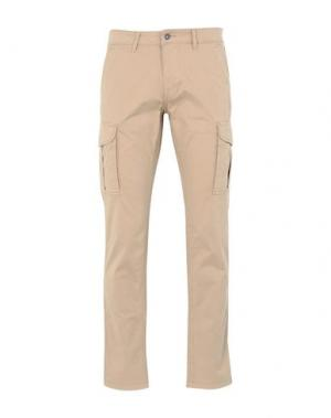 Повседневные брюки NAPAPIJRI. Цвет: песочный
