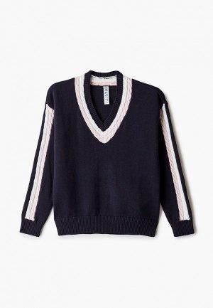 Пуловер Infunt Apatura-Inf. Цвет: синий
