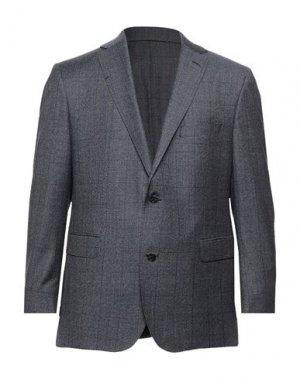 Пиджак EDUARD DRESSLER. Цвет: темно-синий