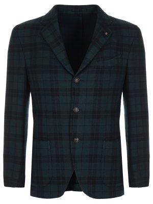 Пиджак кашемировый LARDINI