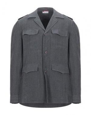 Пиджак GRAN SASSO. Цвет: стальной серый