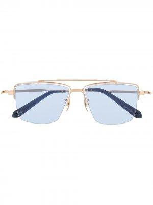 Солнцезащитные очки Apex EQUE.M. Цвет: золотистый