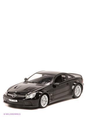 Модель р/у Mercedes-Benz SL65 KAISER. Цвет: черный