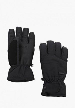 Перчатки горнолыжные Billabong KERA GLOVES. Цвет: черный