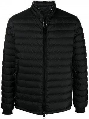Куртка-пуховик Peuterey. Цвет: черный