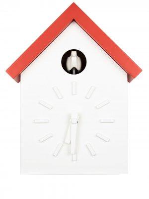 Настенные часы Cu-Clock magis. Цвет: оранжевый