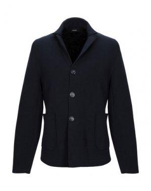 Пиджак ALPHA STUDIO. Цвет: темно-синий