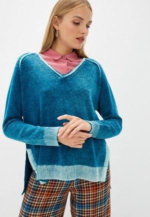 Пуловер Dorothee Schumacher. Цвет: бирюзовый