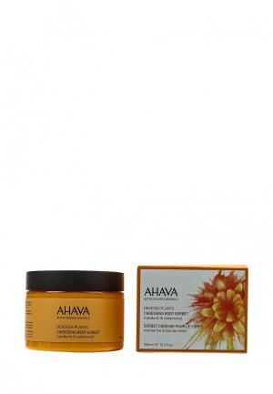 Крем для тела Ahava Deadsea Plants Нежный мандарин и кедр 350 мл