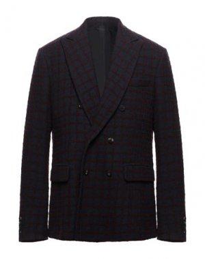 Пиджак BALLANTYNE. Цвет: темно-синий