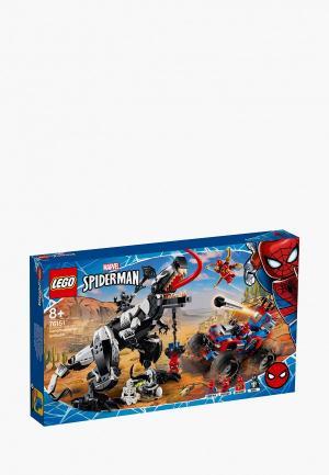 Конструктор LEGO Venomosaurus Ambush. Цвет: разноцветный