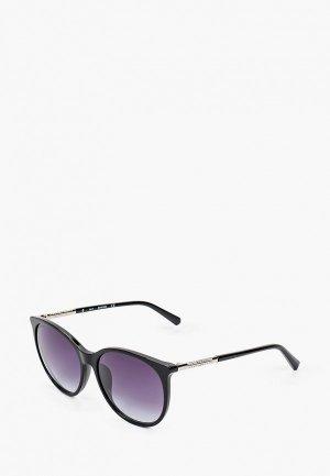 Очки солнцезащитные Swarovski®. Цвет: черный