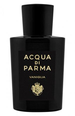 Парфюмерная вода Vaniglia Acqua di Parma. Цвет: бесцветный