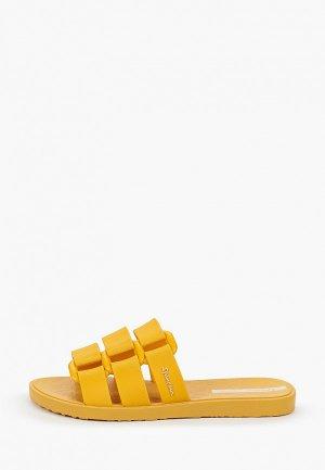 Сланцы Ipanema. Цвет: желтый