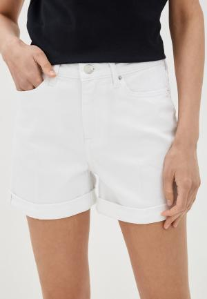 Шорты джинсовые Tommy Hilfiger. Цвет: белый