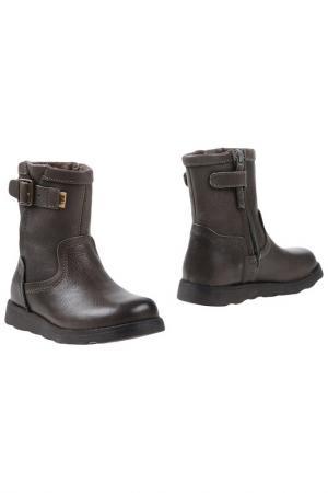 Ботинки BISGAARD. Цвет: серый