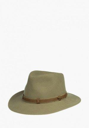 Шляпа Stetson. Цвет: бежевый