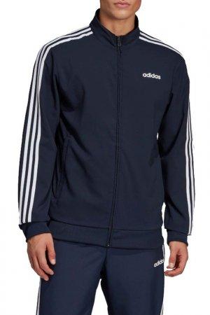 Олимпийка E 3S TT WVN adidas. Цвет: синий