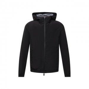 Куртка Herno. Цвет: чёрный