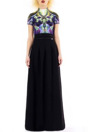 Skirt JUNONA. Цвет: black