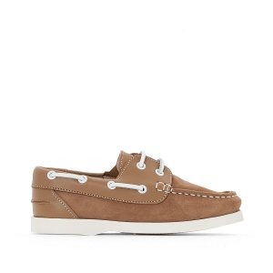 Туфли-лодочки La Redoute. Цвет: бежевый