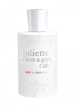Парфюмерная вода Juliette Has a Gun NOT PERFUME 100 мл. Цвет: прозрачный