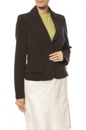 Пиджак Paola Frani. Цвет: коричневый