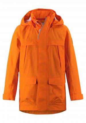 Парка tec Bock Оранжевая Reima. Цвет: оранжевый
