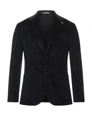 Пиджак PAOLONI. Цвет: черный