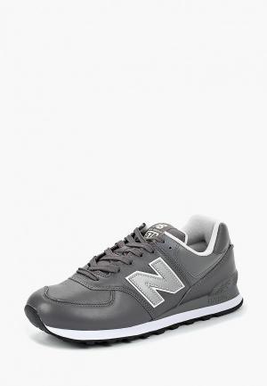 Кроссовки New Balance 574v2. Цвет: серый