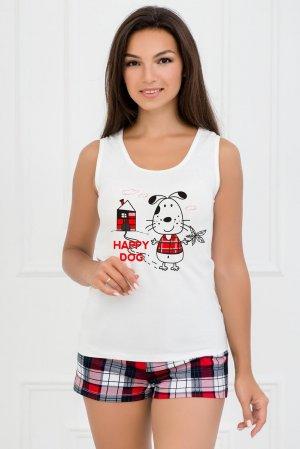 Пижама (майка+шорты) Sharlize